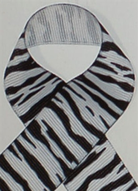 Tiger Grosgrain Ribbon