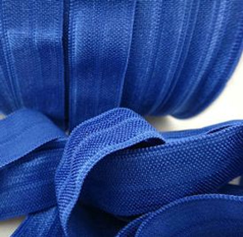 Royal Fold Over Elastic Ribbon