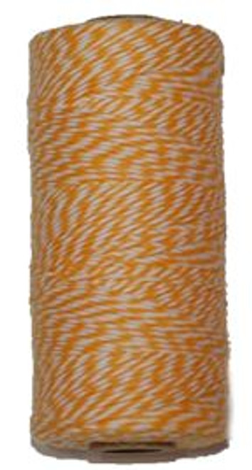 Yellow Bakers Twine for packaging and crafts