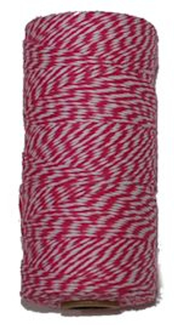 Hot Pink Bakers Twine for packaging