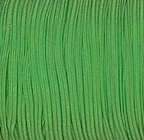 Lime Skinny Elastic for sewing, baby headbands and available in 24 colors