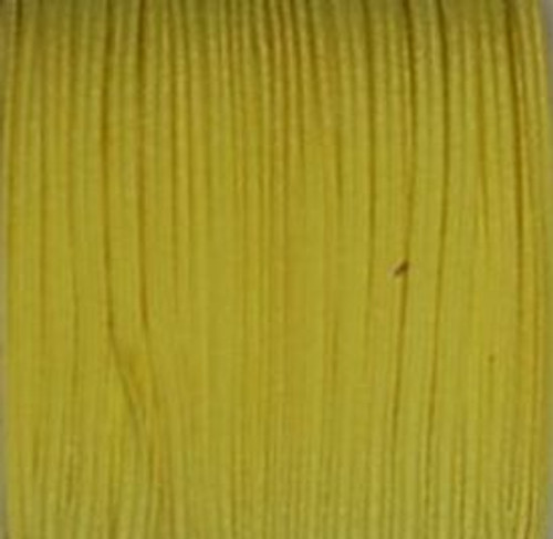 Yellow Skinny Elastic for sewing, baby headbands and available in 24 colors