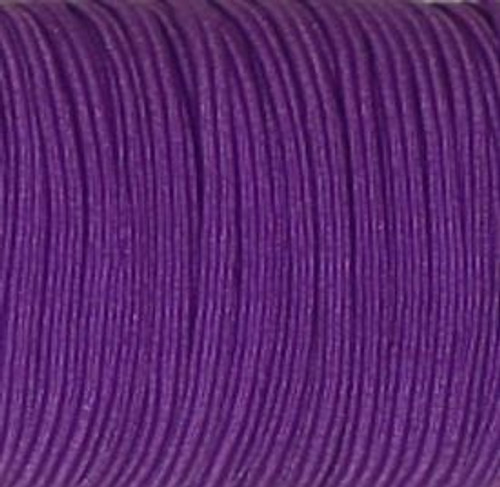 Purple Skinny Elastic for sewing, baby headbands and available in 24 colors.