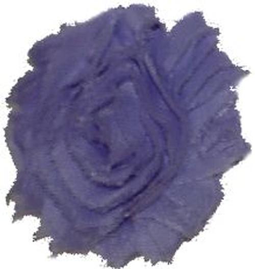 Light Purple Shabby Chiffon Flowers