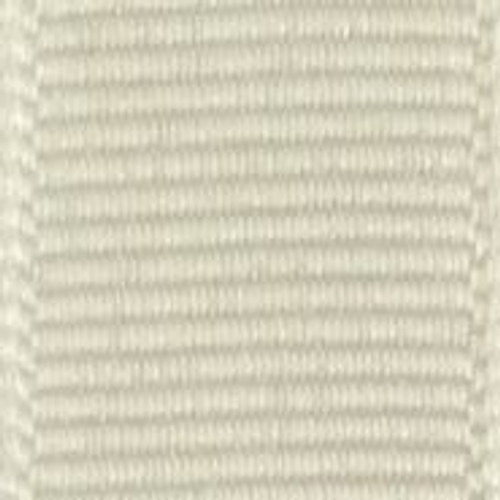 Antique White Offray Grosgrain Ribbon