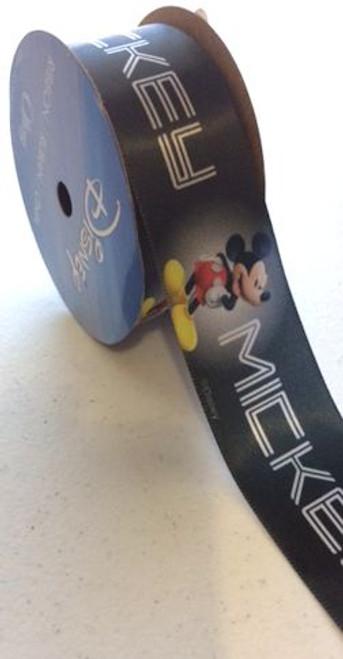 Disney Mickey Black / White