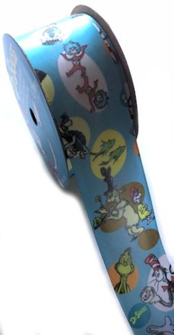 Dr. Seuss Character Toss
