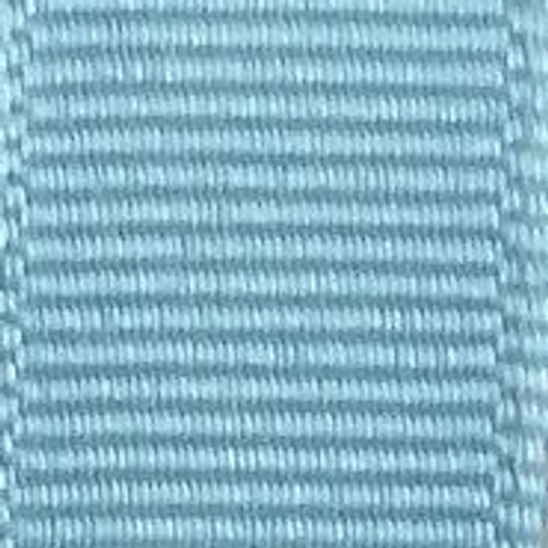 Blue Solid Grosgrain Ribbon