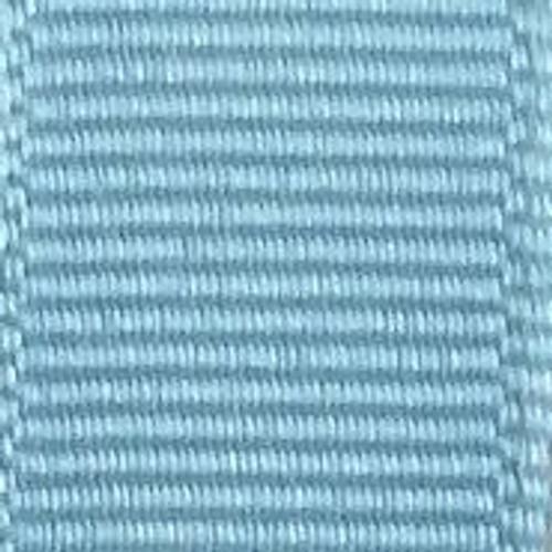Blue Solid Grosgrain Ribbon