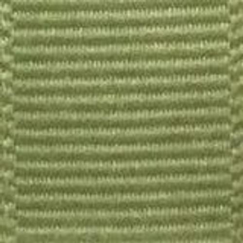 Spring Moss Grosgrain Ribbon