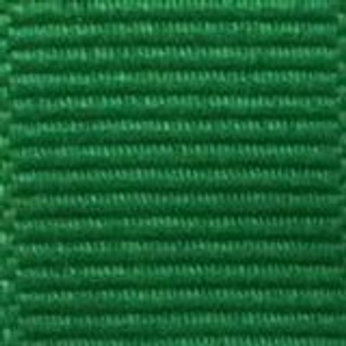 Emerald Offray Grosgrain Ribbon