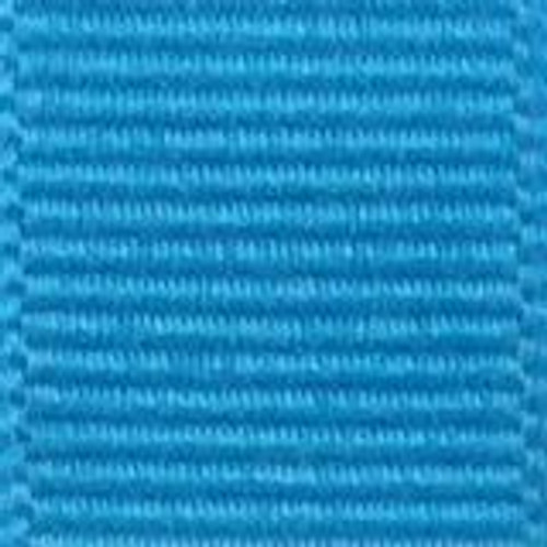 Island Blue Offray Grosgrain Ribbon