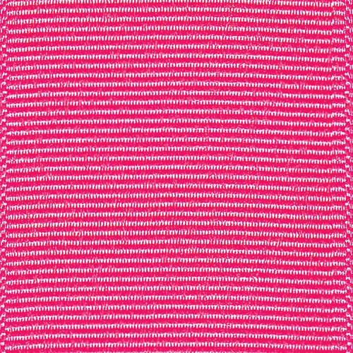 Hot Pink Grosgrain Ribbon