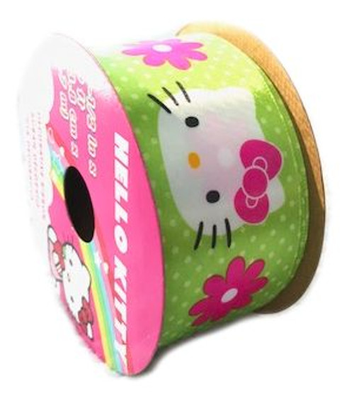 Hello Kitty Prep Green