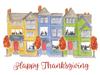 Thanksgiving: Houses