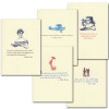 """Boxed Quotation Cards """"Twain Quotations Assortment"""" Cards with vintage illustrations and old fashioned typefaces paired with timeless quotes from Mark Twain."""