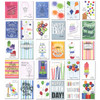 Boxed Birthday Cards - Well Versed Assortment has 30 different cards