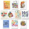 Boxed Birthday Cards - Business First Assortment has 30 cards, 3 each of 10 different styles