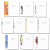 Boxed Birthday Cards - Business First Assortment: each style has a different message inside