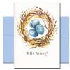 Springtime Nest card