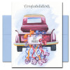 Congratulations Cards: Happily Ever After - box of 10 cards & envelopes