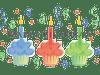 Birthday: Cupcake Trio