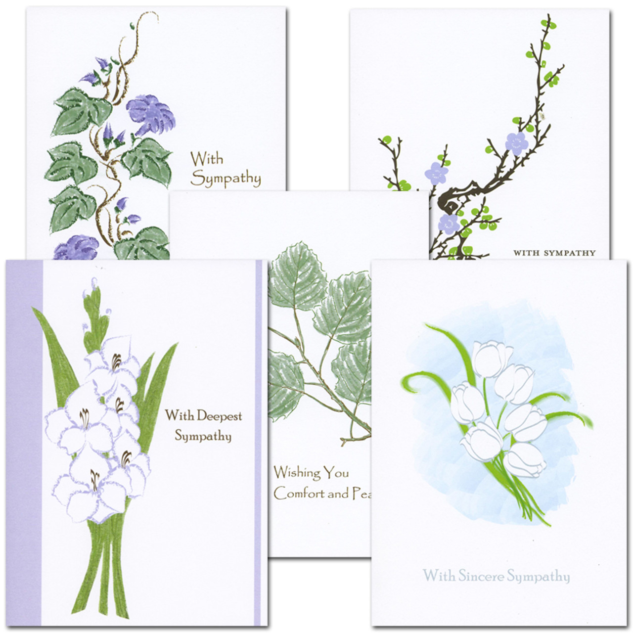 Sympathy Card Assortment