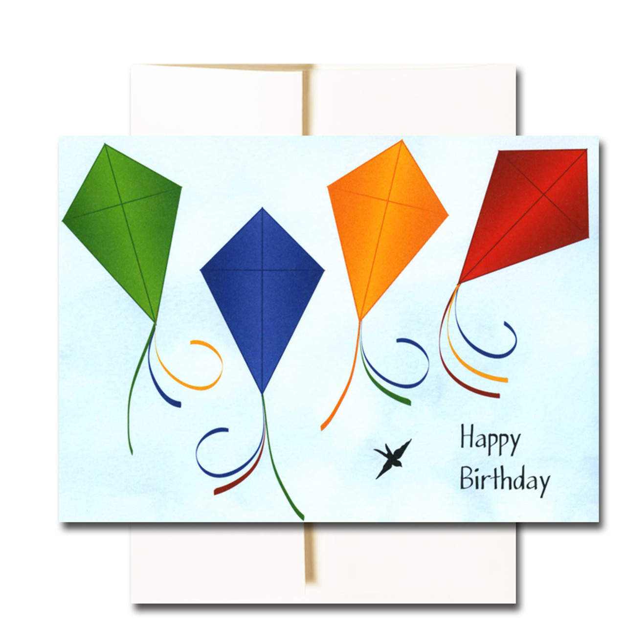 Boxed Business Birthday Note Card