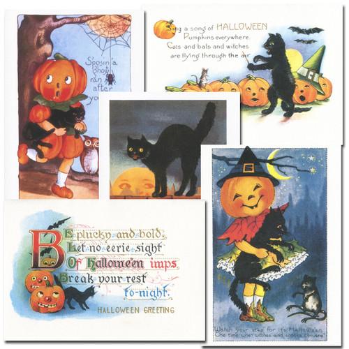 Halloween Vintage Assortment