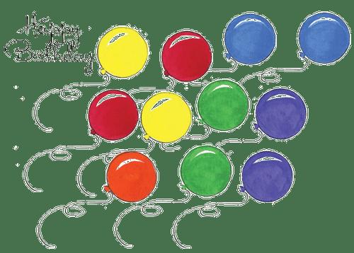 Birthday: Balloon Race