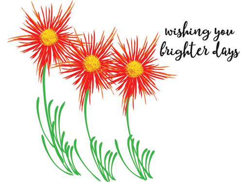 Get Well: Brighter Days