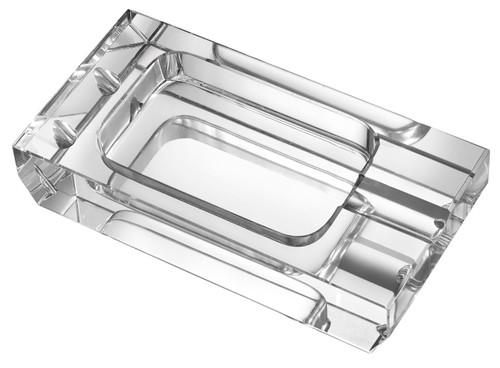 Visol Dalis Crystal Desktop Cigar Ashtray Vash309 Visol