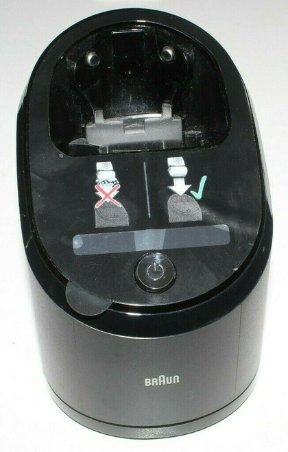 Braun 5425 I Series 9 Shaver Cleaning Center - Cleaning Station Only - Used