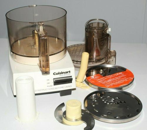 Cuisinart DLC-10 Plus Food Processor  - Used