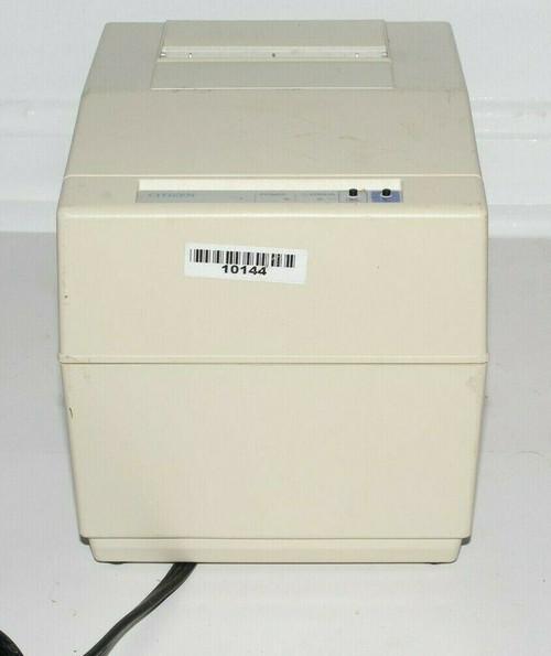 CITIZEN IDP 3550 Dot Matrix Impact POS Printer Parallel Port - Used  0559