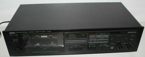 Vintage Yamaha K-220 Stereo Cassette Deck - Used  01799