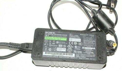 Sony ACDP-001 AC Adapter Power Supply 18V 2600mA - Used   0699