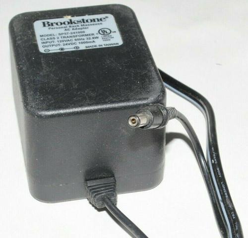 Brookston SP57-241000 AC Power Adapter Transformer 24VDC 1000mA - Used