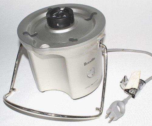 Breville BJE200XL Juicer Replacement Base Main Motor Unit Only - Used