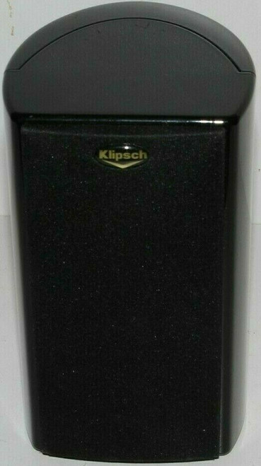 1 Klipsch HD-500 Home Theater Surround Sound Satellite Speakers - Used   00999