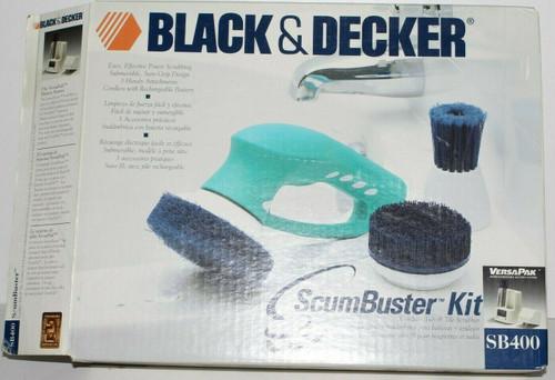 Black & Decker ScumBuster SB400 Kit - 00499