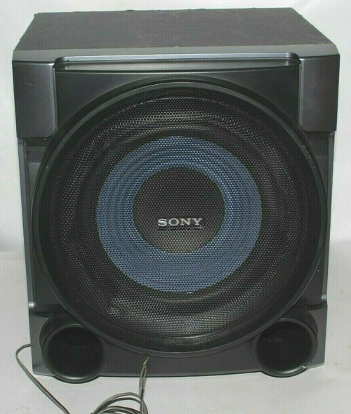 Sony SS-WG99i Speaker System Wired Subwoofer - Used