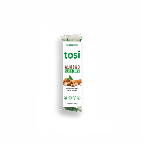 Tosi SuperBites Singles Almond/ Cashew - 12 pack | 1 oz. bars