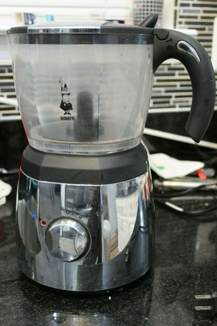 Bialetti JC91 Hot Chocolate Maker Cioccolatiera Milk Frother Mixer  -  Used