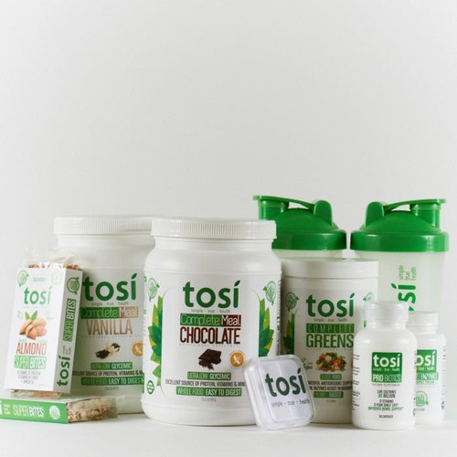 Tosi 30-Day Bundle - 30 day Pack