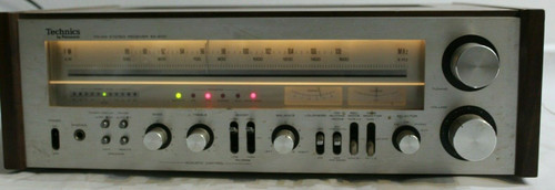 Vintage Technics SA-600 AM/FM Stereo Receiver 1978-79 - Used