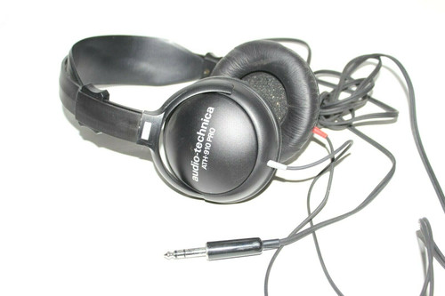 Audio Technica ATH 910 PRO Stereo Monitor Headphones - Used