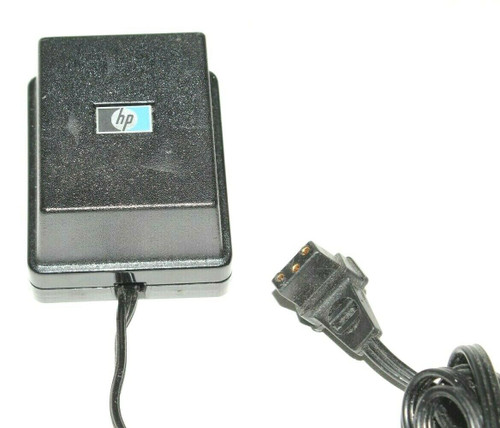Vintage HP 82002A AC ADAPTER Charger Cord 86 to 254 VAC 3- Pin - Used