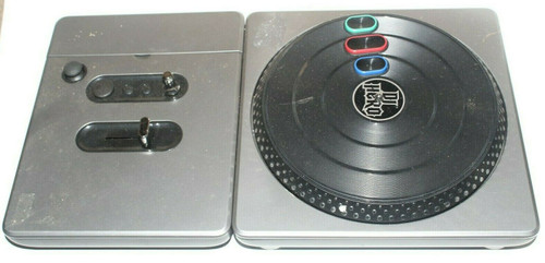 DJ Hero Turntable Controller Wii - Used