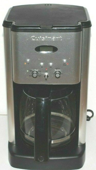Cuisinart DCC-1200 Brew Central 12 Cup Programmable Coffee Maker  - Used